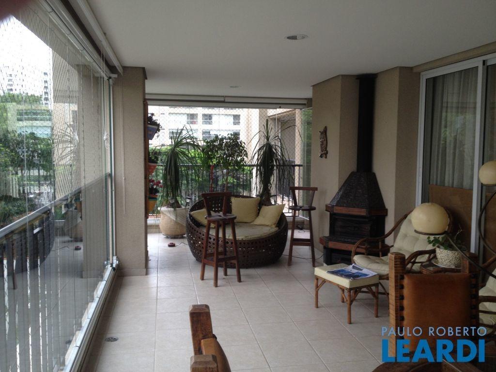 apartamento - campo belo  - sp - 454064
