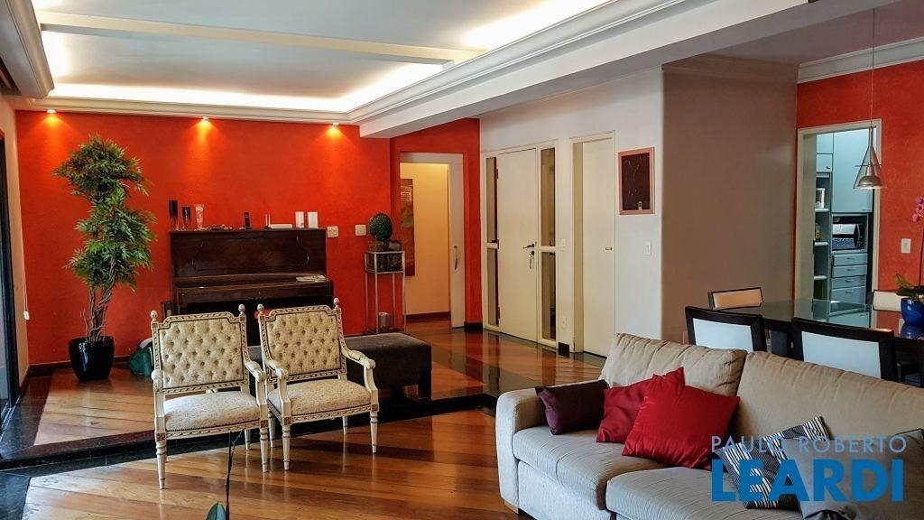 apartamento - campo belo - sp - 563562