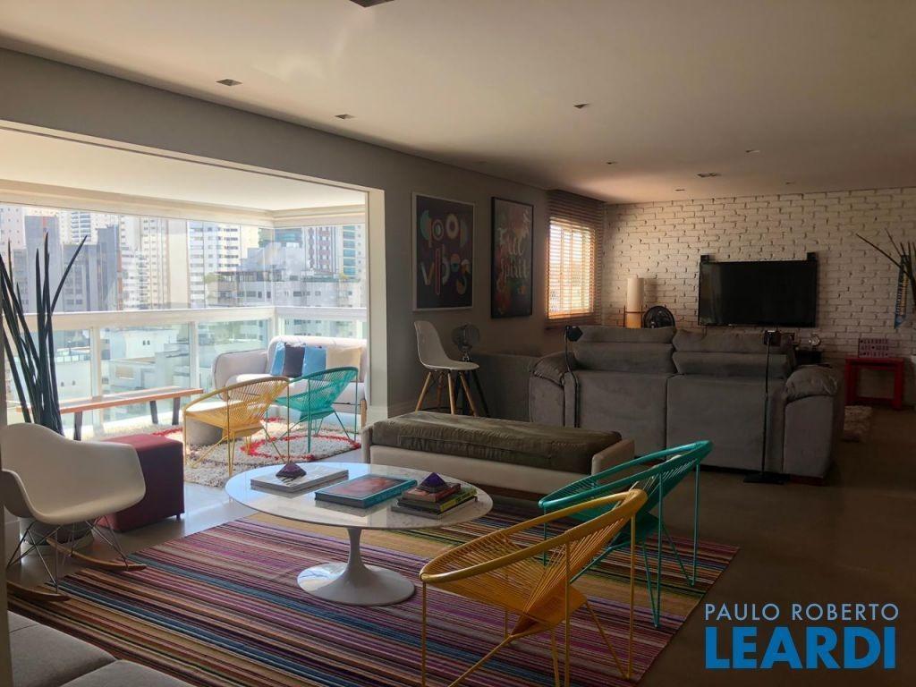 apartamento - campo belo  - sp - 579773