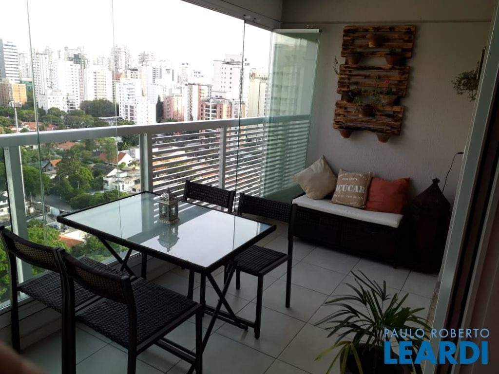 apartamento - campo belo  - sp - 593748
