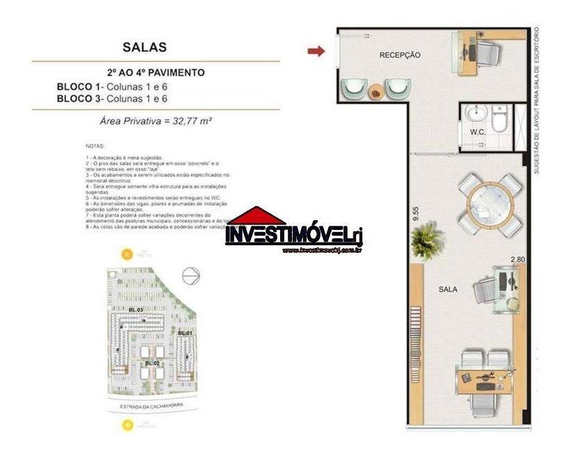 apartamento - campo grande - ref: 385 - v-385