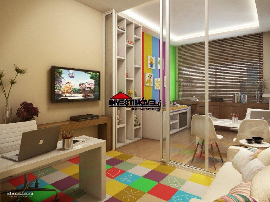 apartamento - campo grande - ref: 405 - v-405