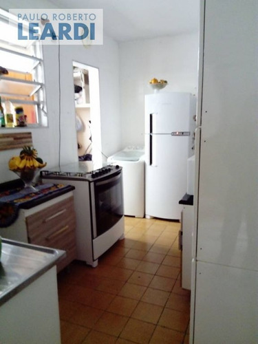 apartamento campo grande - santos - ref: 506158