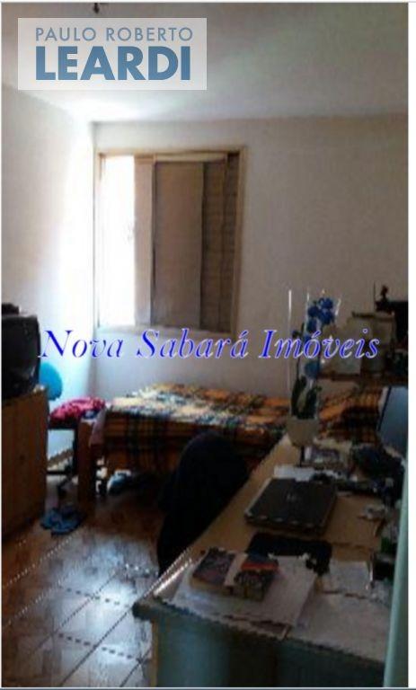 apartamento campo grande - são paulo - ref: 529477