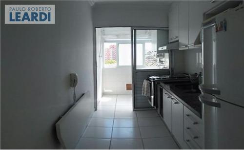 apartamento campo grande - são paulo - ref: 531301