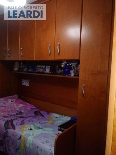 apartamento campo grande - são paulo - ref: 542075