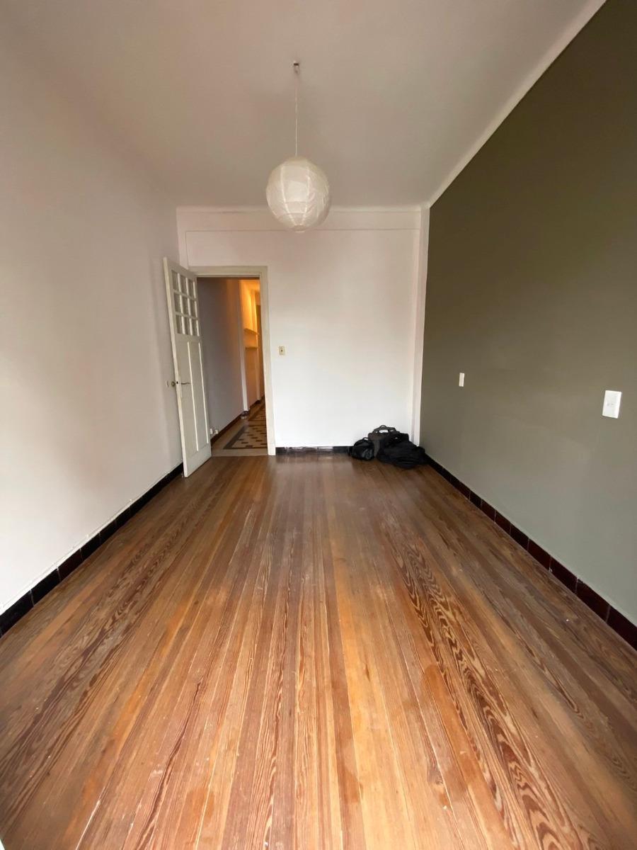 apartamento canelones y convención. 1 dormitorio
