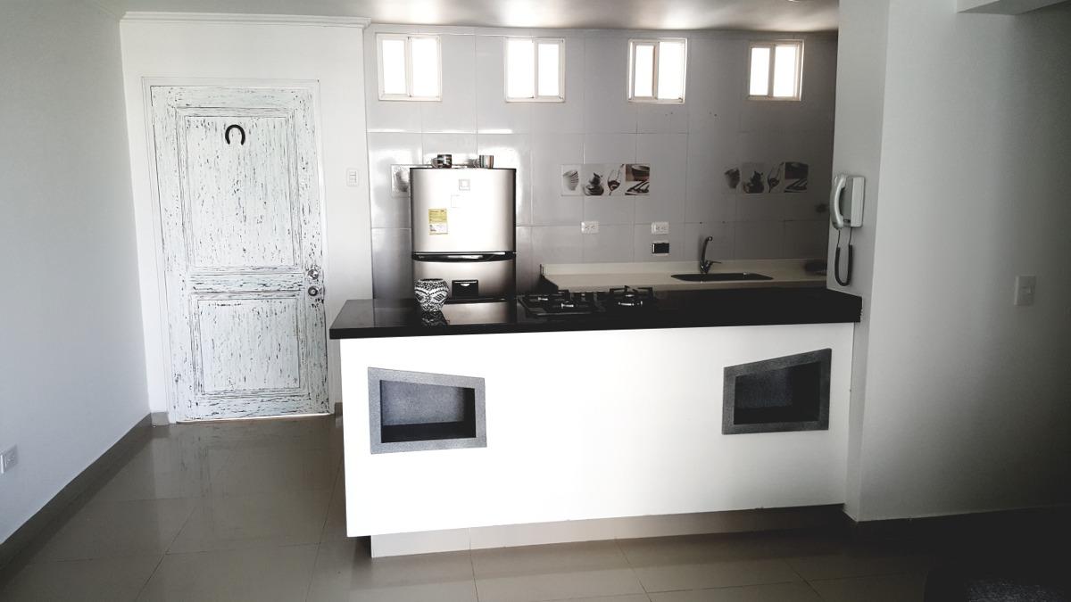 apartamento cartagena frente al mar 2 hab 1 estudio garaje