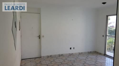 apartamento casa grande - diadema - ref: 549221