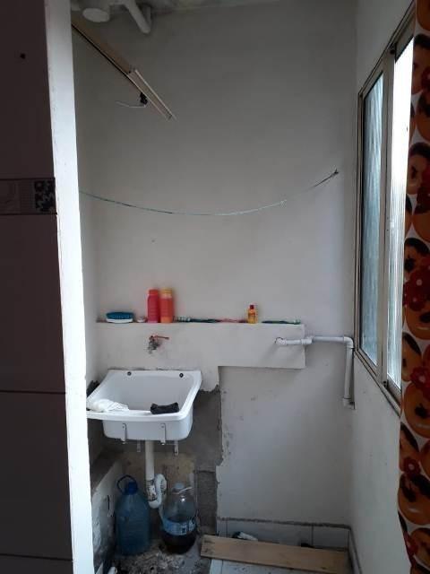 apartamento cdhu no litoral - itanhaém/sp aceita parcelar