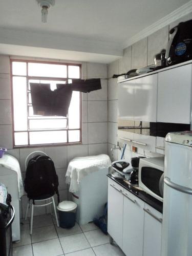 apartamento cdhu - pedro jose nunes  ref.301