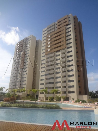 apartamento central park neópolis