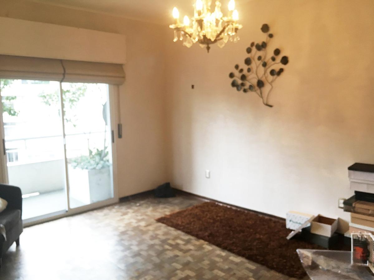 apartamento céntrico gran ubicación - 2 cuartos y 2 baños