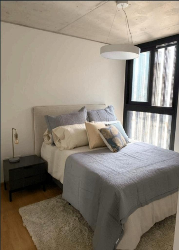 apartamento centro alquiler y venta 1 dormitorio andes y soriano ed. alma brava
