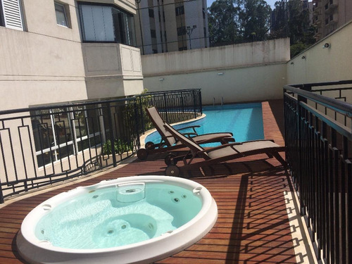 apartamento centro de alphaville barueri - ap0256
