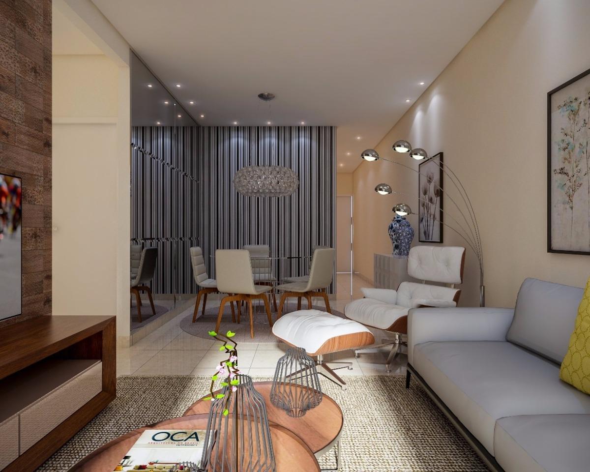 apartamento centro de são bernardo entrega em dez/2018