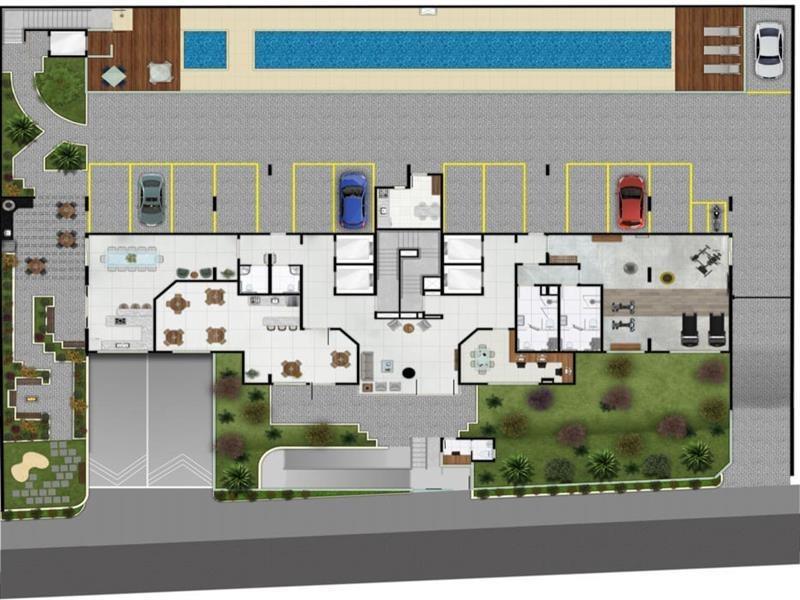 apartamento centro mogi das cruzes/sp - 3087