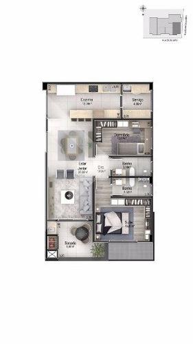 apartamento - centro - ref: 189647 - v-189647