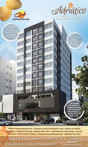 apartamento - centro - ref: 223738 - v-223738
