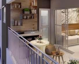 apartamento centro são bernardo 73m sacada gourmet 1ou2 vaga