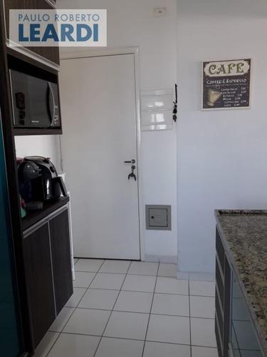 apartamento centro - são bernardo do campo - ref: 554423