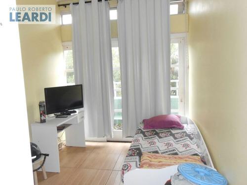 apartamento centro - são vicente - ref: 494854