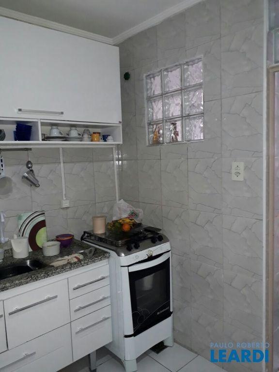 apartamento centro - são vicente - ref: 524342