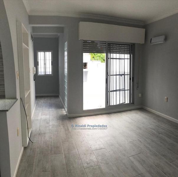 apartamento centro un dormitorio patio parrillero