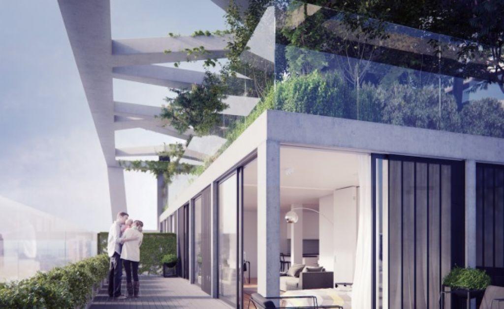 apartamento centro venta 4 dormitorios  penthouse! canelones y convencion ed. alma corso