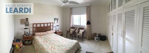 apartamento cerqueira césar - são paulo - ref: 486051