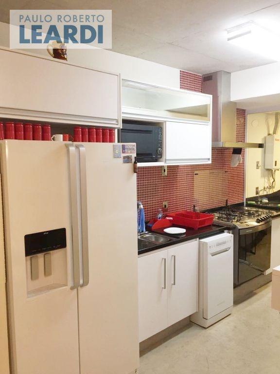 apartamento chácara santo antonio  - são paulo - ref: 522392