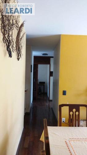 apartamento chácara santo antonio  - são paulo - ref: 558649