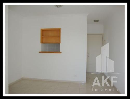 apartamento charmoso com lareira. - v-9376