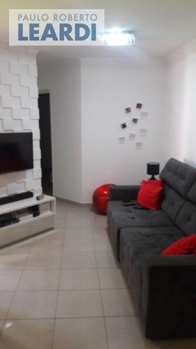 apartamento cidade ademar - são paulo - ref: 493762
