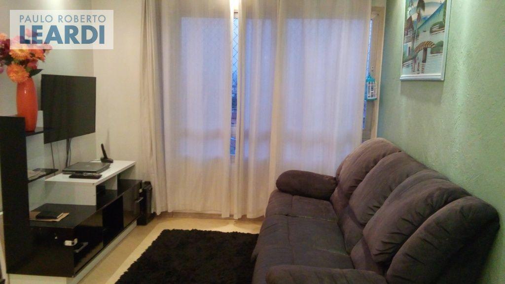 apartamento cidade ademar - são paulo - ref: 537715