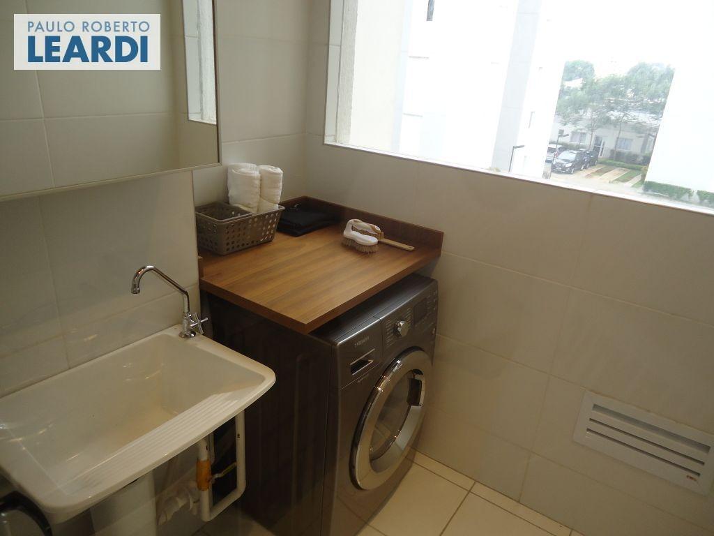 apartamento cidade ademar - são paulo - ref: 538000