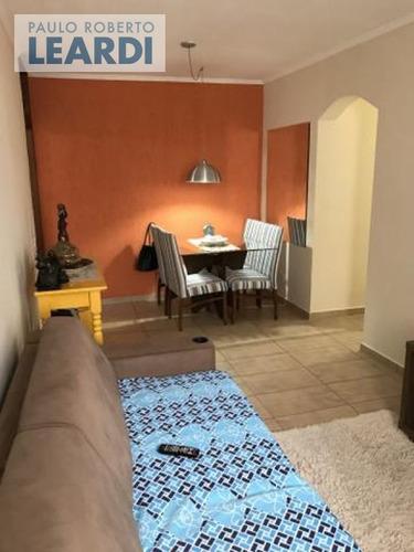 apartamento cidade ademar - são paulo - ref: 555612