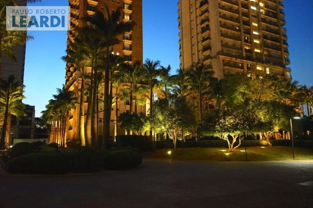 apartamento cidade jardim  - são paulo - ref: 509176
