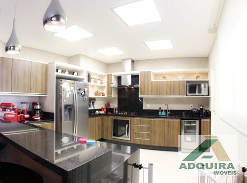 apartamento cobertura com 3 quartos no edifício monet - 4992-v