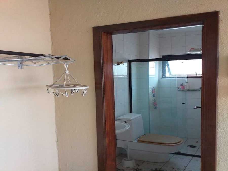 apartamento cobertura com churrasqueira e  2 vagas garagem - 11380
