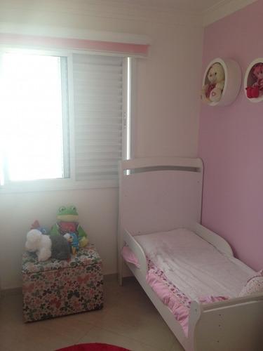 apartamento - cobertura completa na vila guiomar - 3518