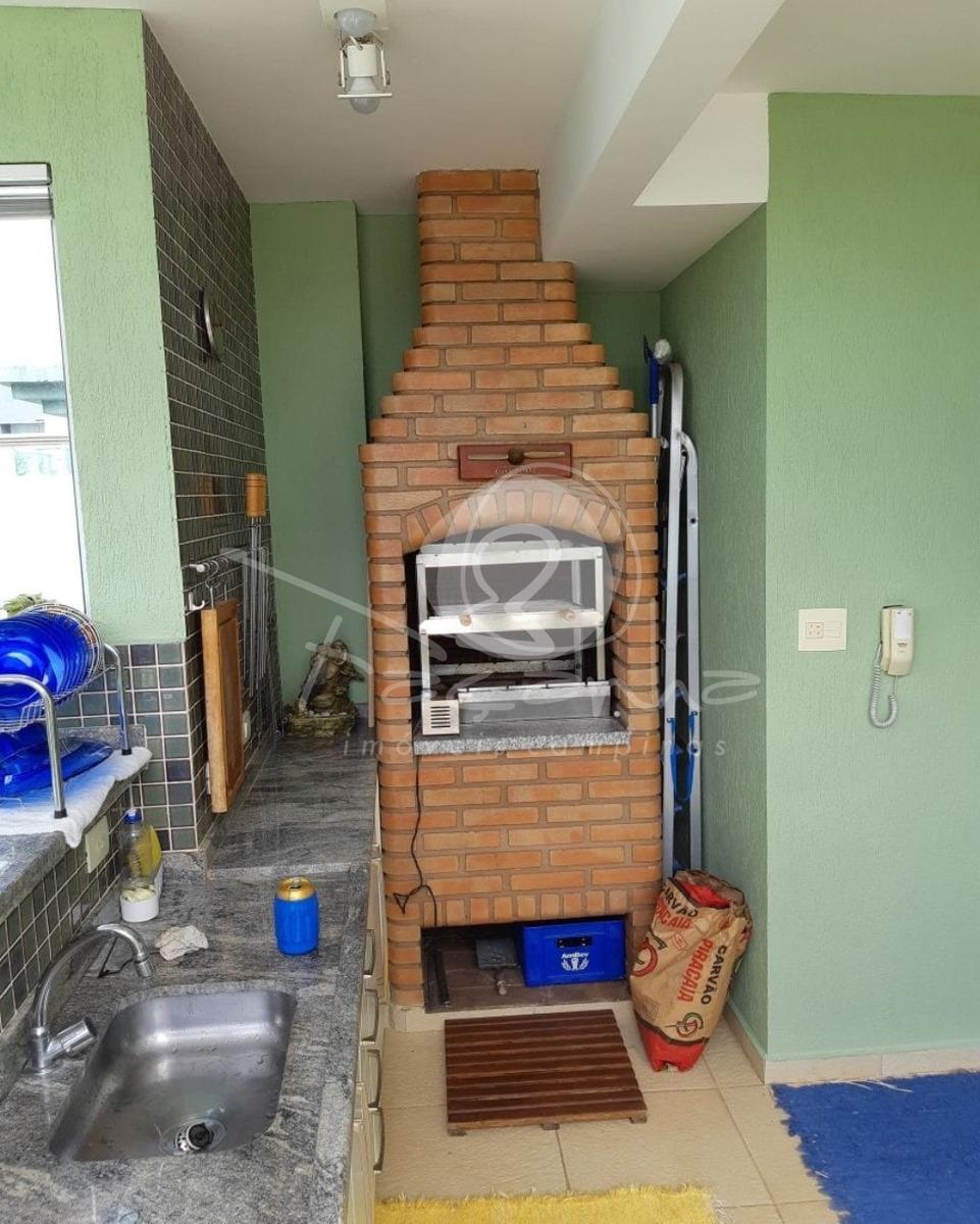 apartamento cobertura duplex para venda no taquaral. imobiliária em campinas. - ap02951 - 33914286