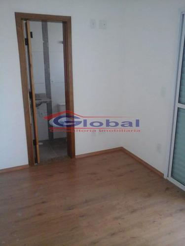 apartamento cobertura jardim santo alberto - gl38268