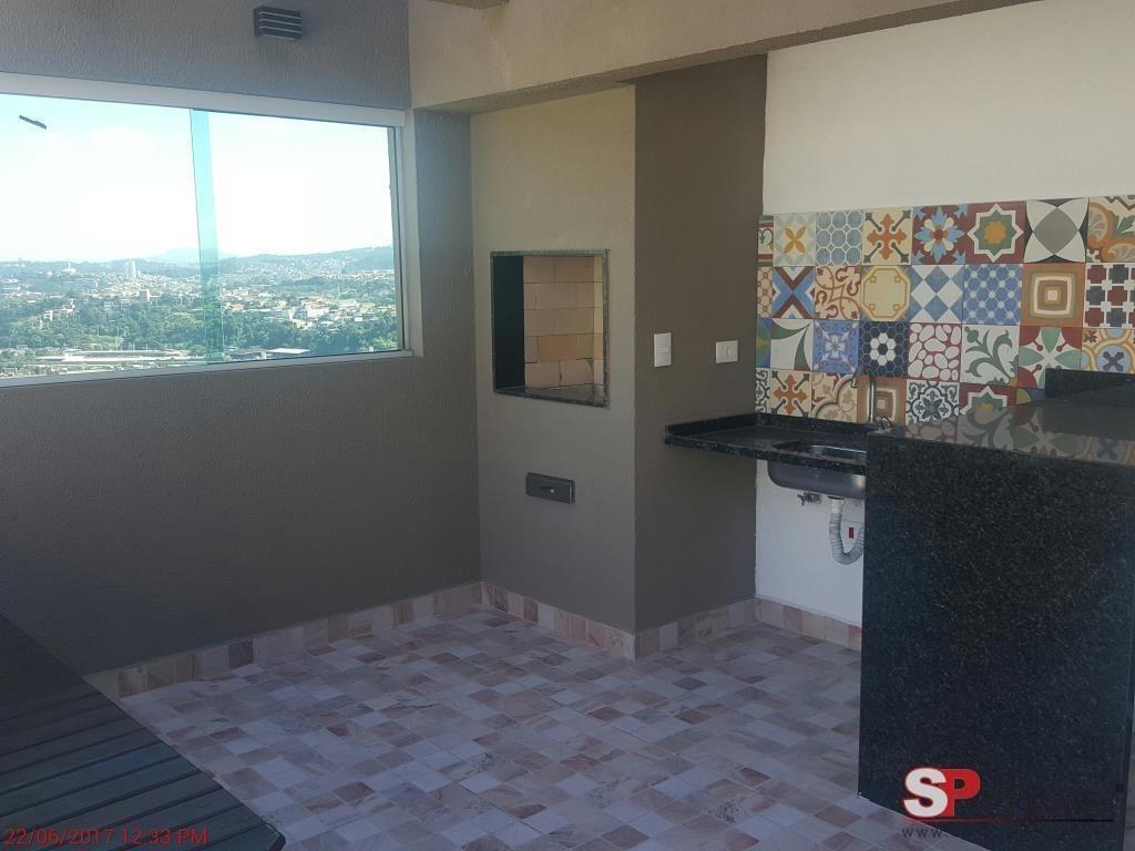 apartamento cobertura para aluguel por r$3.500,00/mês - vila galvão, guarulhos / sp - bdi16209