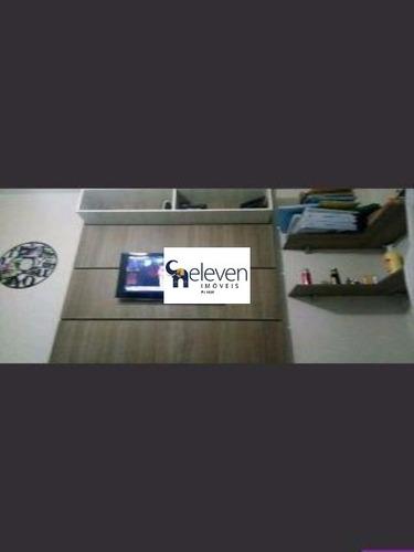apartamento cobertura para venda centro, lauro de freitas 3 dormitórios, 1 sala, 1 banheiro, 1 vaga, 97 m² construída. - tg3 - 4760362