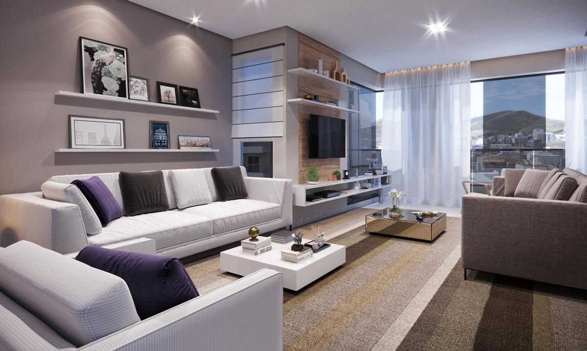 apartamento - cobertura, para venda em ipatinga/mg - imob3366
