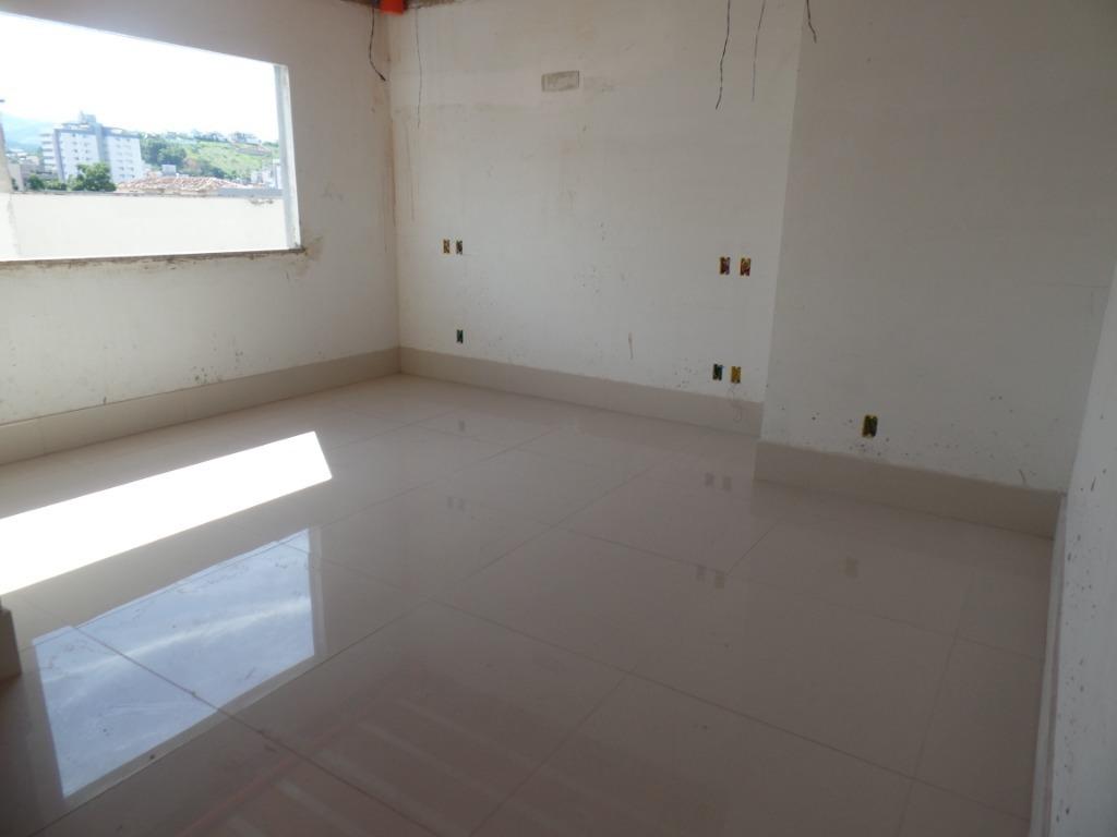 apartamento - cobertura, para venda em ipatinga/mg - imob415