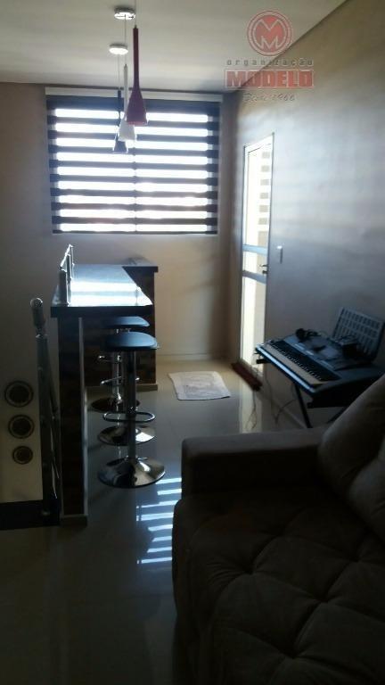 apartamento cobertura à venda, piracicamirim, piracicaba. - ap0727