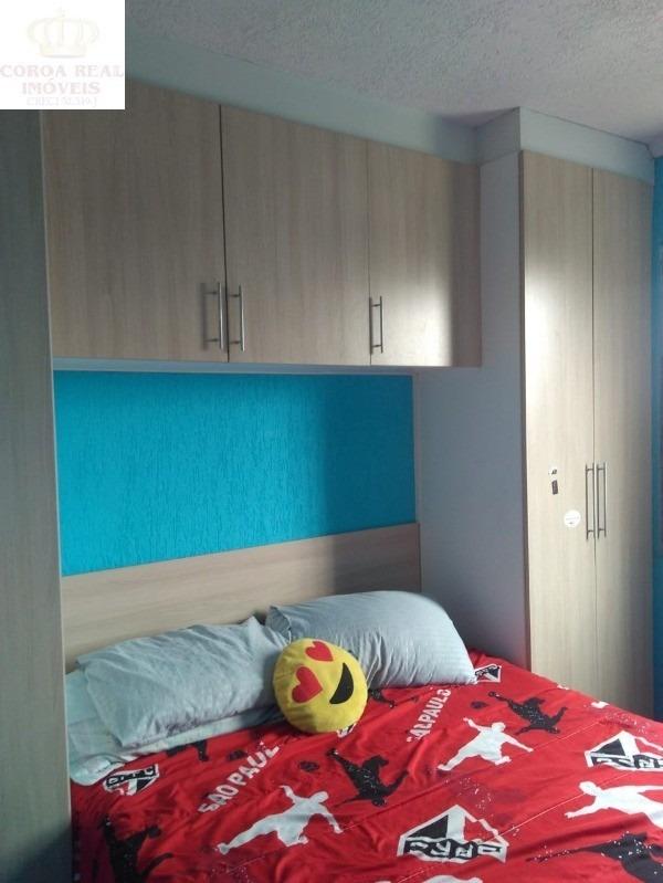 apartamento cohab artur alvim - ap00227 - 34667825