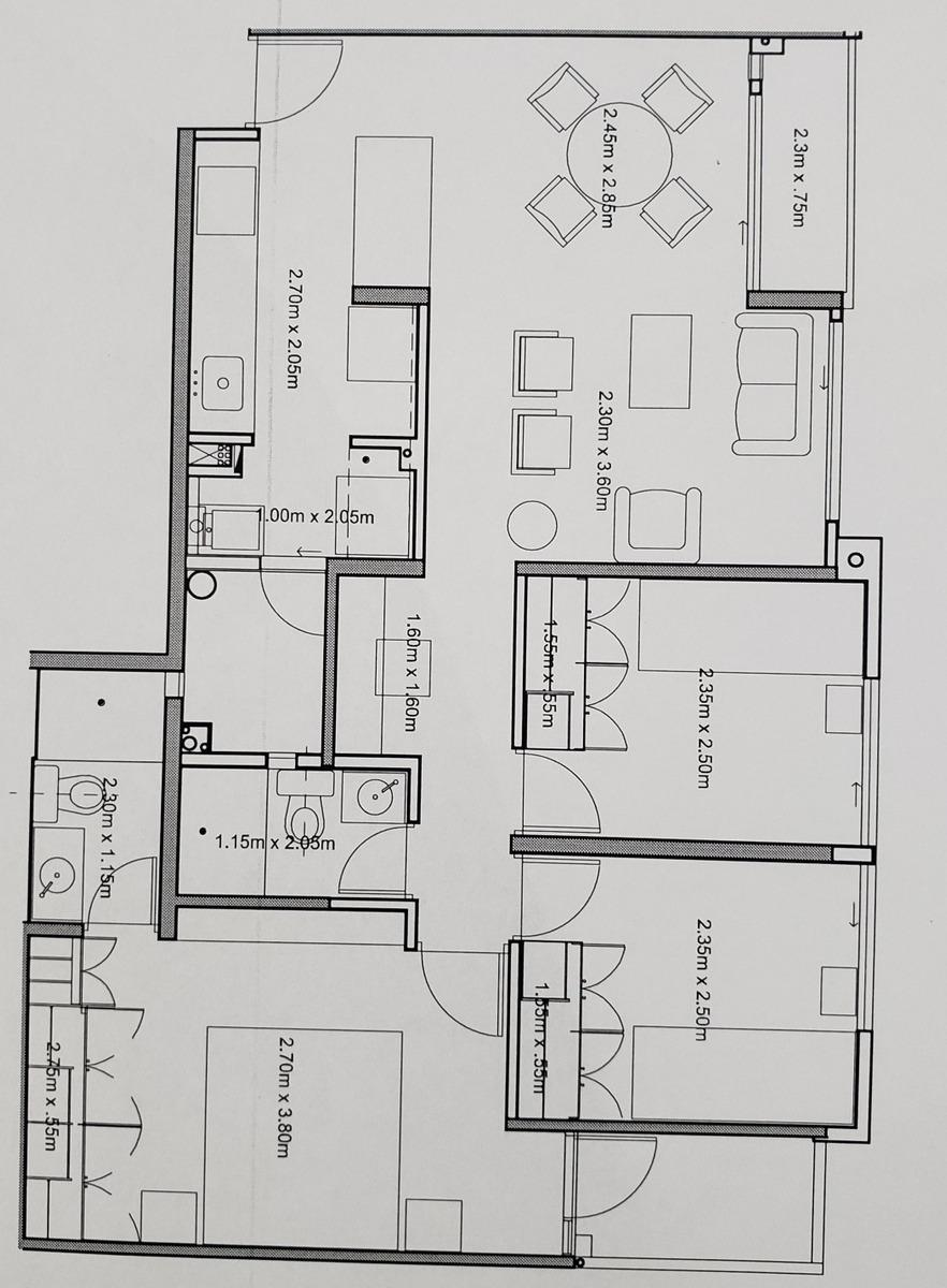 apartamento colina campestre veramonte teca